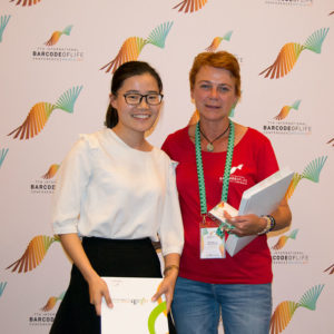 iBOL 2017 Travel Award Winners