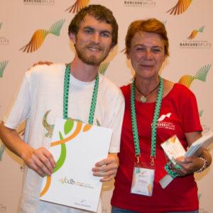 iBOL 2017 Travel Award Winners
